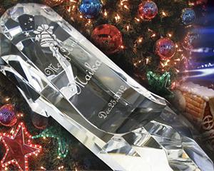 ガラスの靴クリスマス