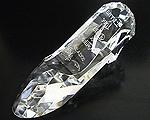 結婚祝いのガラスの靴(クリスタルガラス製)