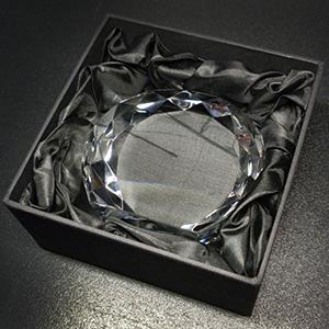 クリスタル楯(盾)