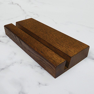 フルカラー絵柄入りガラス楯(盾)木製台座