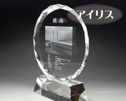 2D・3Dクリスタル(特注品)