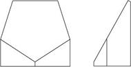 ペーパーウェイトの形状